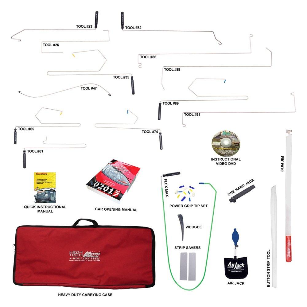 Access Tools® - Lockout Tool Kit