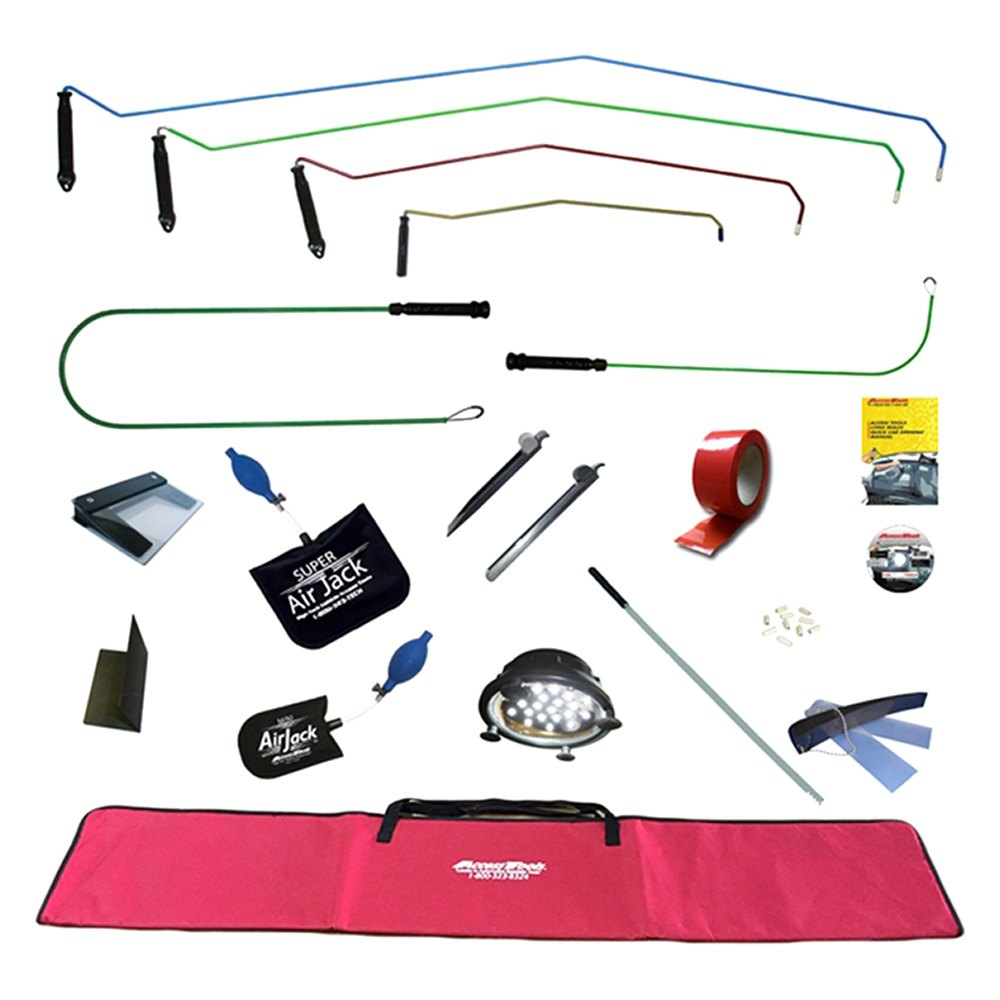 Access Tools® ULRK - Ultimate Lockout Tool Set