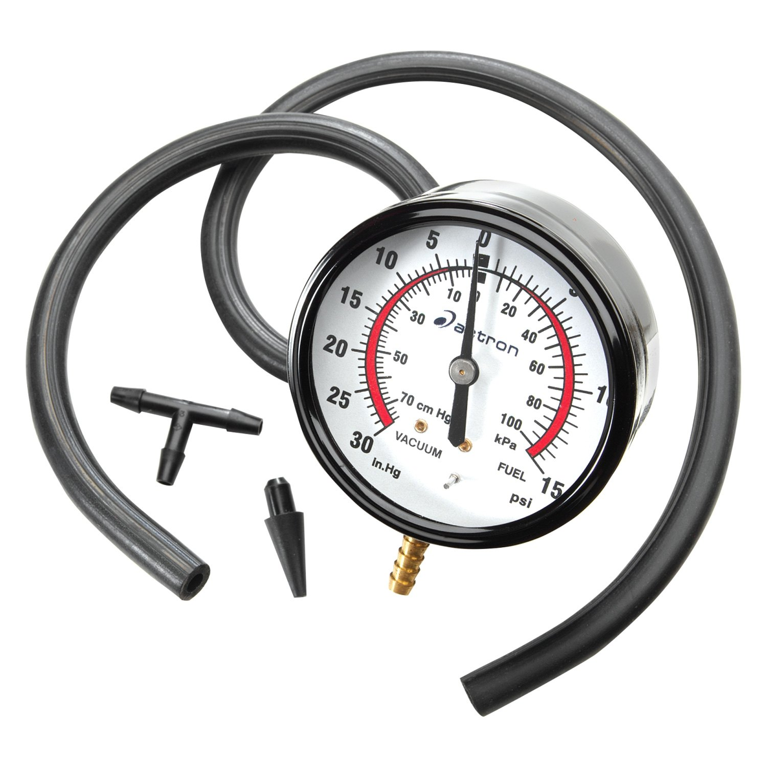 Actron® CP7802 - Face Vacuum and Fuel Pressure Tester Kit