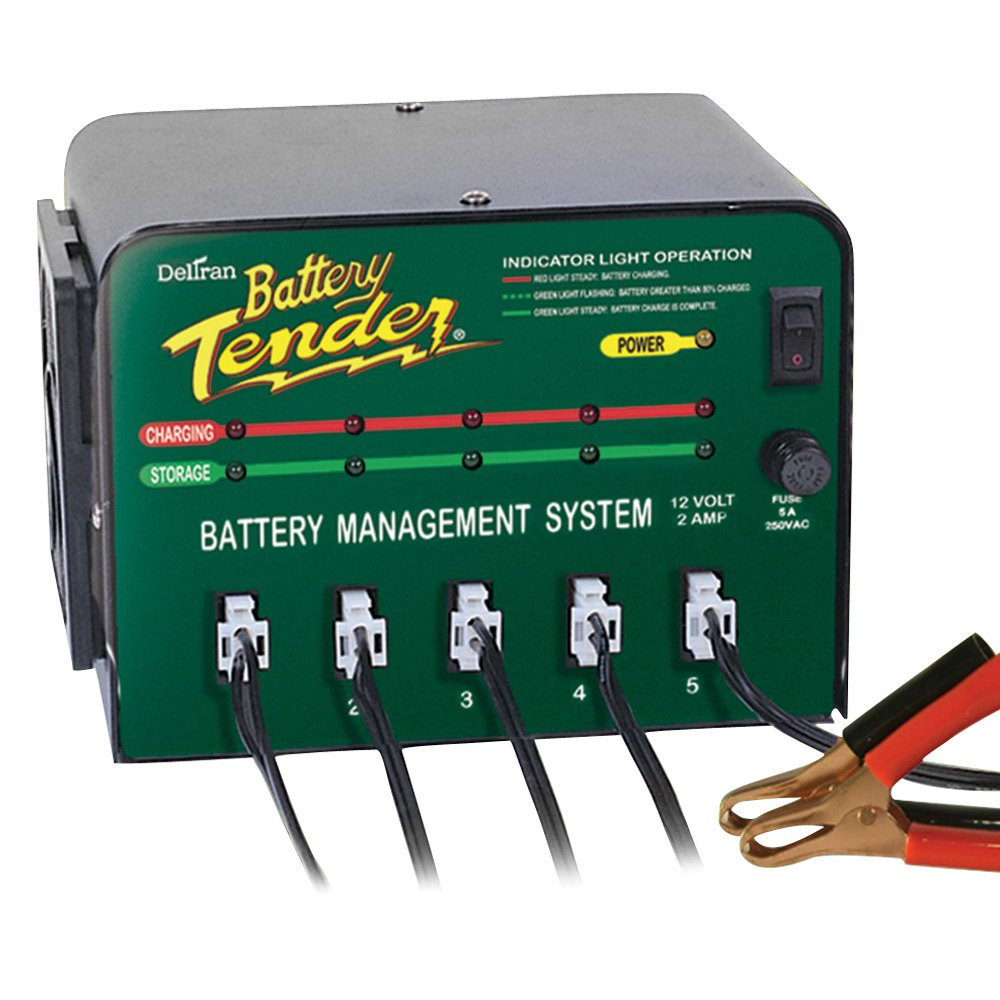 Battery Tender U00ae  12v Stationary Selectable Battery