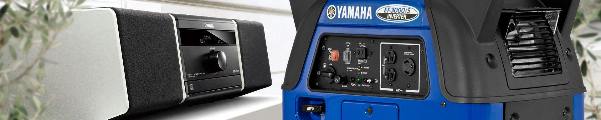 Yamaha™   Generators, Pressure Washers - TOOLSiD com