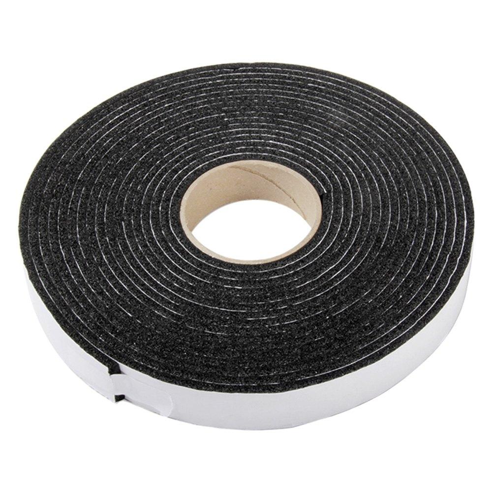 Camco 25084 30 X 1 1 4 Black Foam Tape Toolsid Com