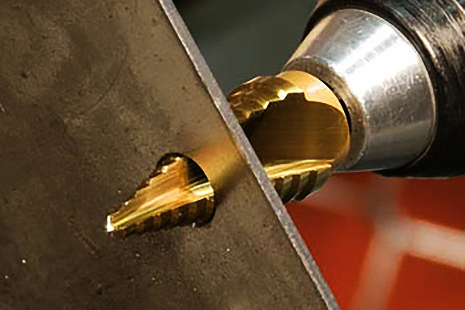 """6-32 H3 High Speed Steel Right Hand Pulley Tap 5/"""" Overall"""