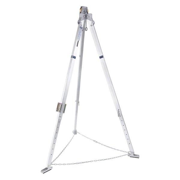 dbi-sala u00ae 8300040 - advanced u2122 aluminum tripod with salalift u2122 ii winch