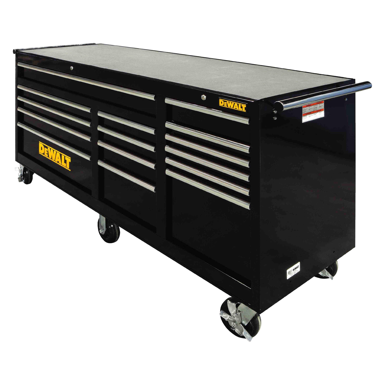4dd2cead90b DeWALT® DWMT74437 - Black Rolling Tool Cabinet - TOOLSiD.com