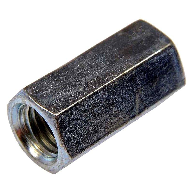 Dorman 174 673 011 Threaded Rod Coupler Hex Nut Steel