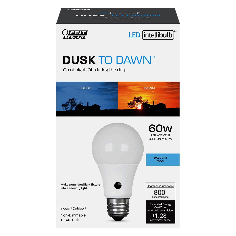 Feit Electric 174 A800950caddledi Dusk To Dawn 9 5w