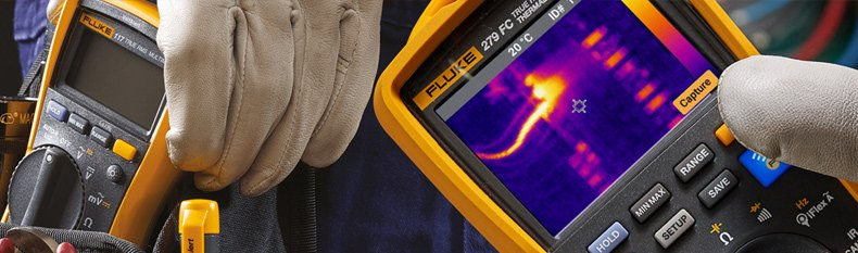 Fluke® 750422 - Beaded K-Type Thermocouple Probe