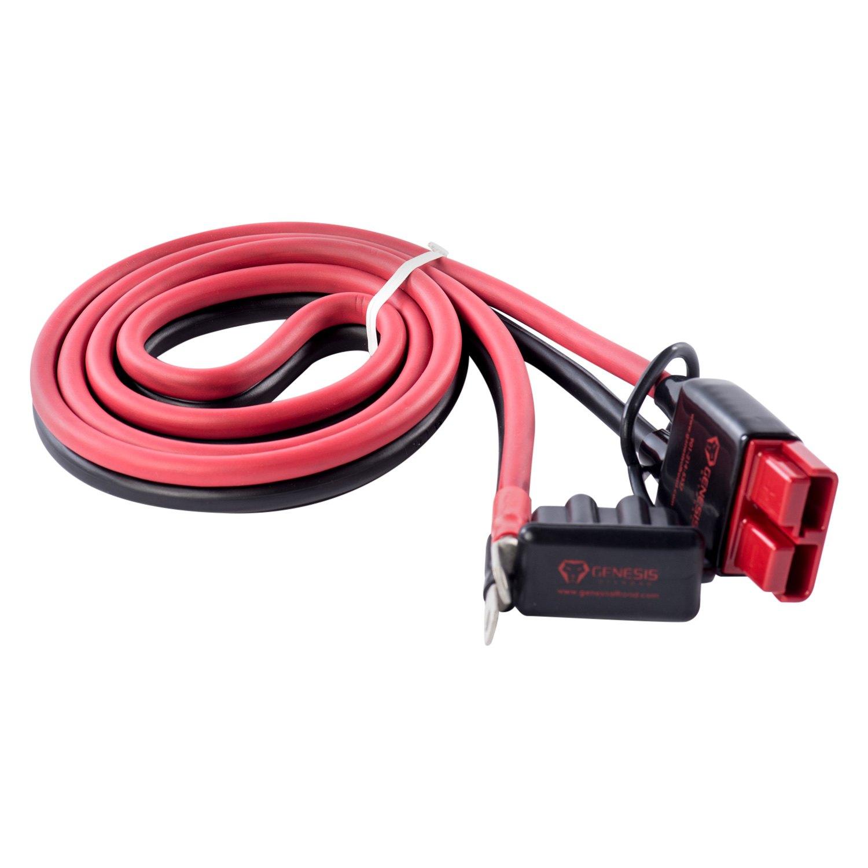 Pleasing Genesis Offroad Gen 163 Qcjc15 15 Quick Connect Jumper Cables Wiring Database Hyediarchgelartorg