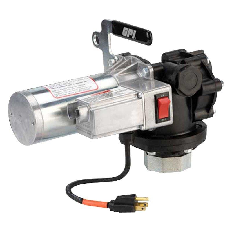 GPI® 118000-1 - P-120H Herbicide Transfer Fuel Pump