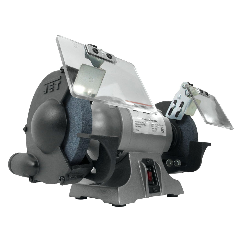 Jet Tools 174 577101 6 Quot 120v Bench Grinder Toolsid Com