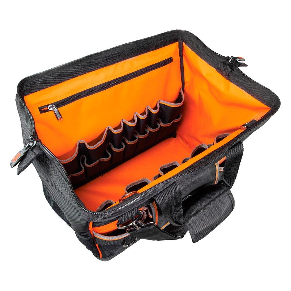 73b3e3765dbe Klein Tools® 55469-8 - Tradesman Pro™ 42-Pocket Wide-Open Tool Bag