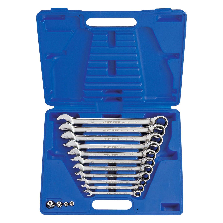 KT Pro Tools 4762-15G 1//2 Drive Reversible Ratchet