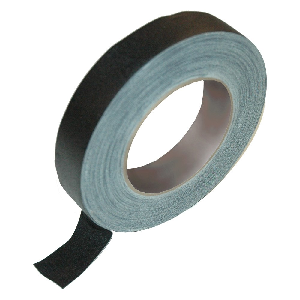 "Lectric Limited® - 1"" Black Vinyl Fiberglass Wire Harness Tape"