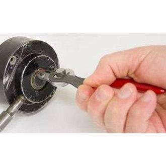 Lisle® 46200 - Small Snap Ring Pliers Kit