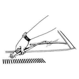 Lisle 65750 Windshield Tool