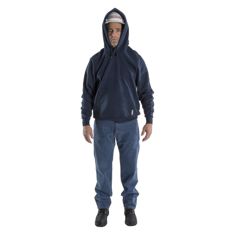 c249413ab284 Majestic Glove® 95350N X2 - BlazeTEX FR Pullover Hooded Sweatshirt ...