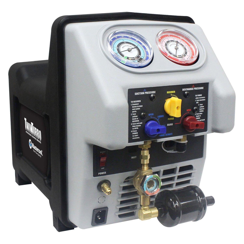 Mastercool® - R134a/R22/R410a RRR Machine