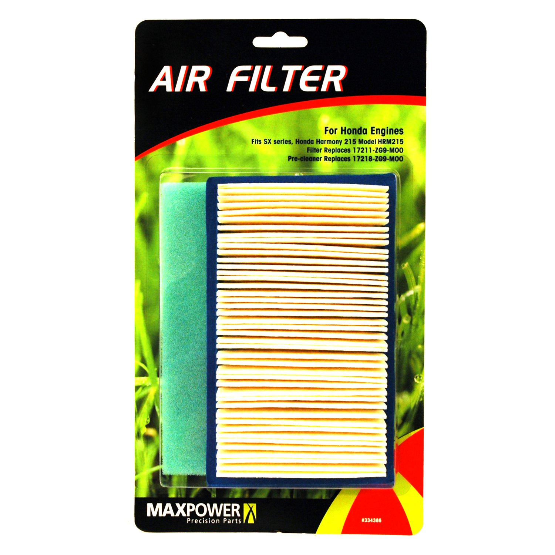 Air Filter For Cub Cadet MTD Honda 17211-ZG9-M00 951-10298 1408301S