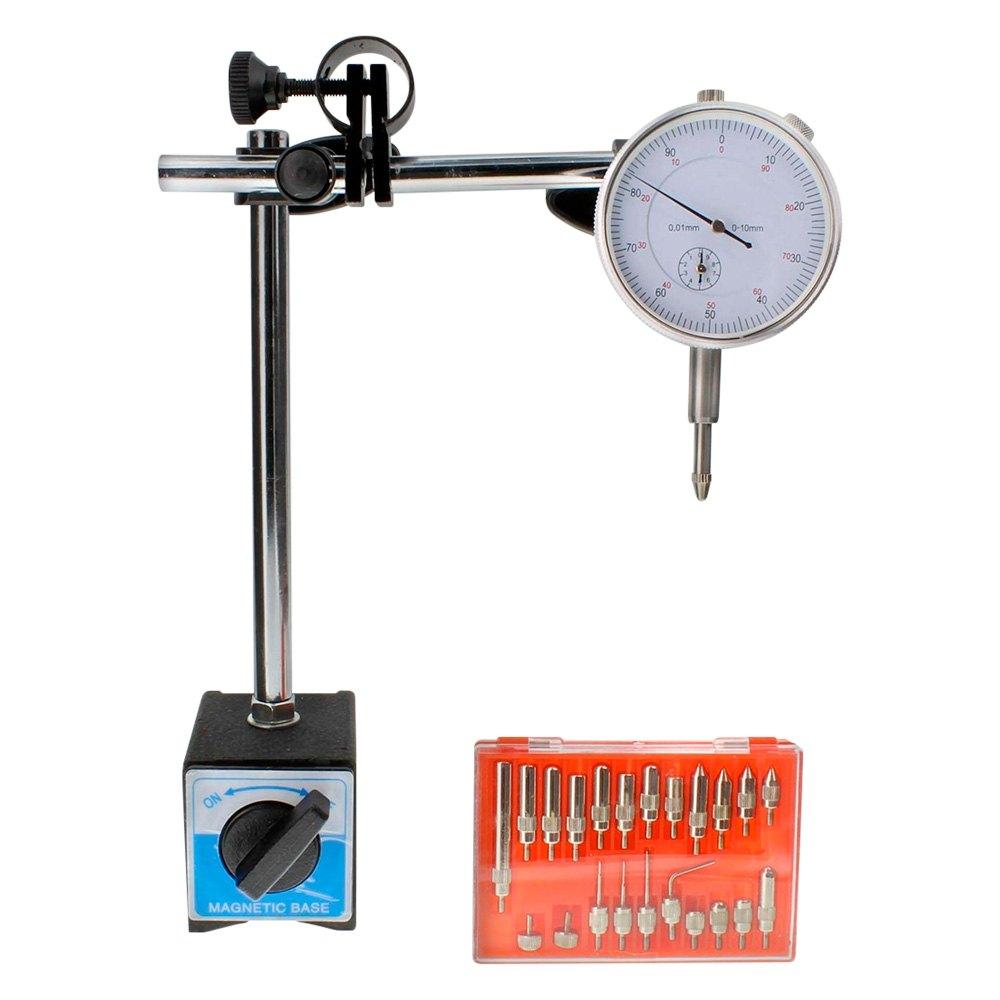 Nitro Gear & Axle® TLSM02 - Dial Indicator Gauge