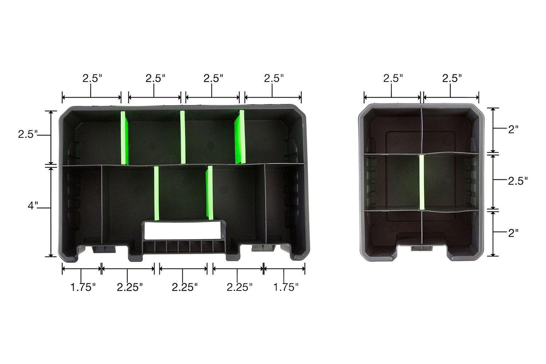 OEM Tools® 22186 - Tool & Parts Organizer Set