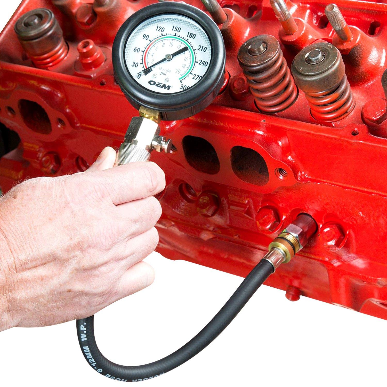 OEM Tools® 27138 - Compression Tester Gauge Set