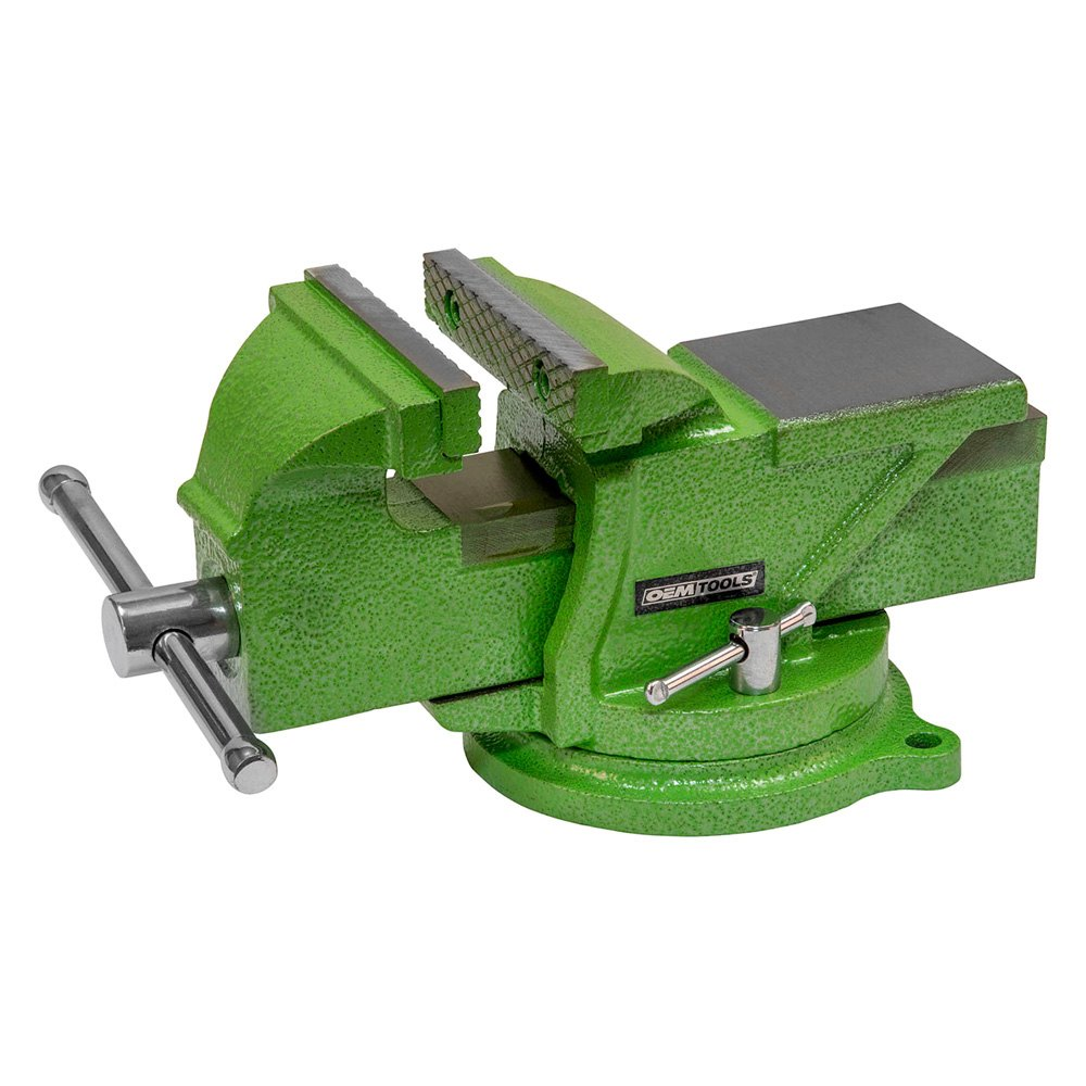 Oem Tools 174 24217 4 Quot Heavy Duty Bench Vise With Swivel