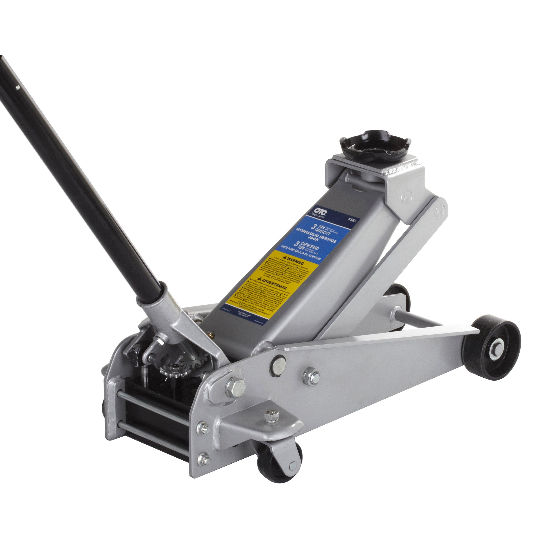 Otc 174 5303 3 Ton Stinger Air Hydraulic Floor Jack