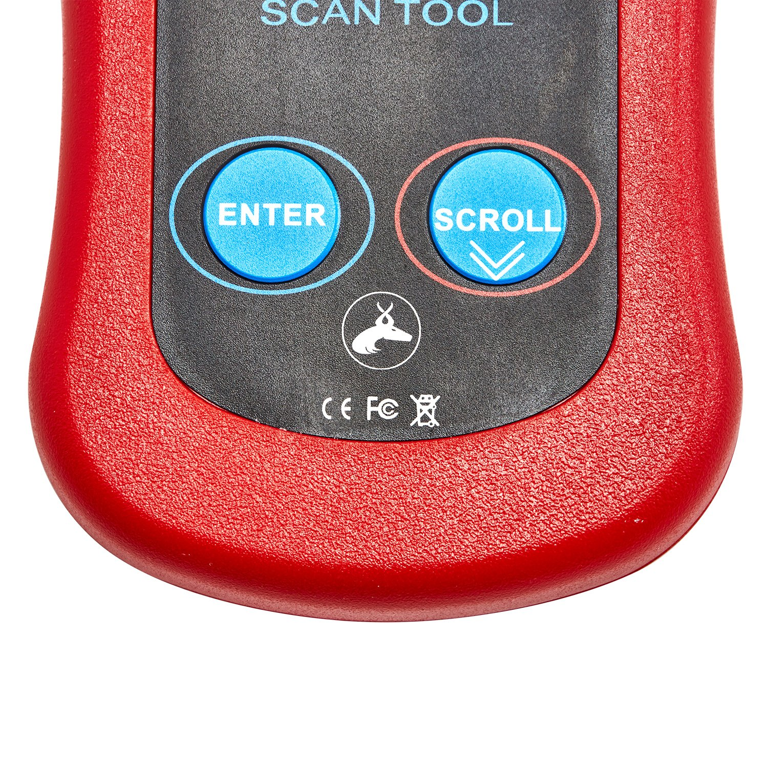 OxGord® CRST-MS300 - CAN Wired OBDII MS300 Code Reader Scan Tool