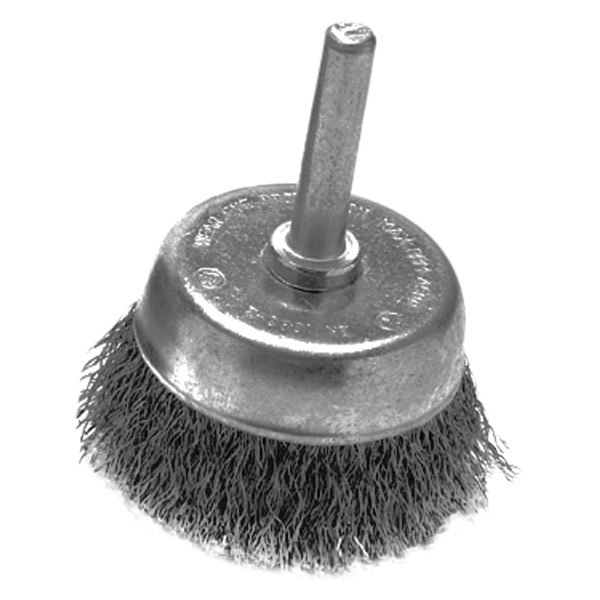 Performance Tool W1214C 3 Cup Wire Brush Coarse