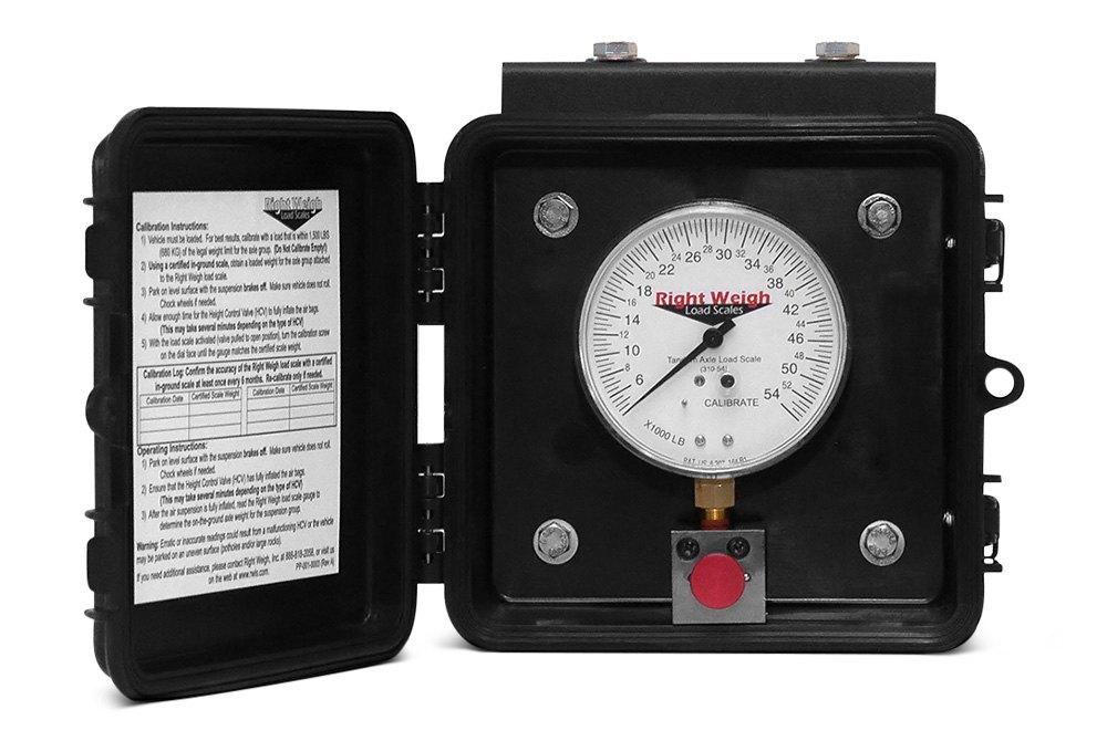 Right Weigh™ | Diagnostic & Testing Tools - TOOLSiD com