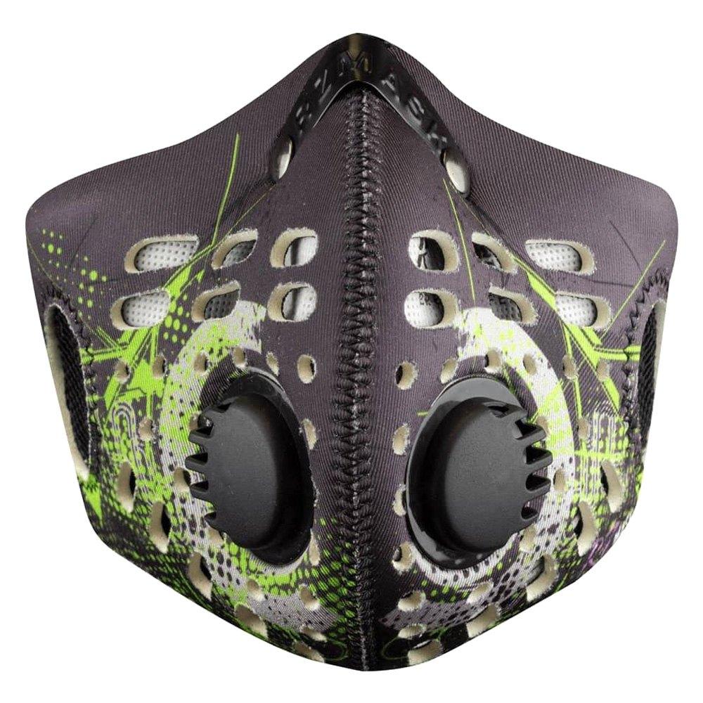 m1 neoprene air filtration mask-xl-black