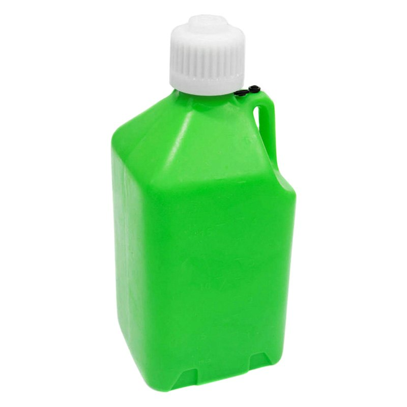 Scribner Plastics 2000G Green Utility Jug - 5 Gallon Capacity