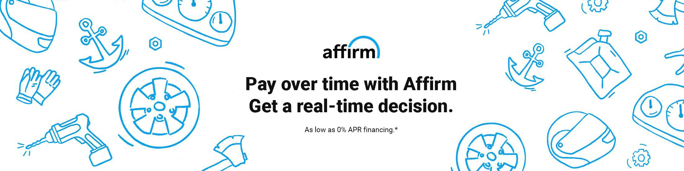 Affirm | Easy Financing | Pay Later with Affirm - TOOLSiD com