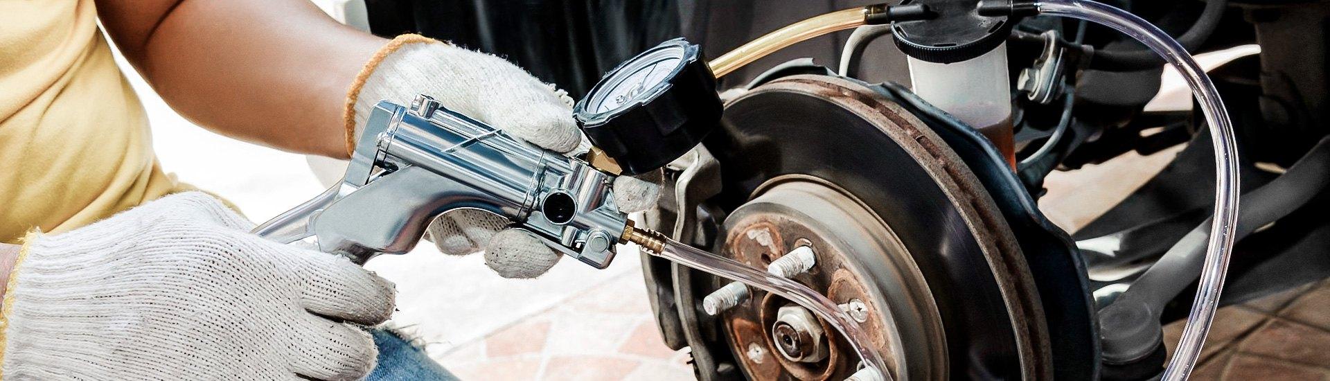 Brake Service Tools | Bleeding Kits, Flaring Tools, Pad