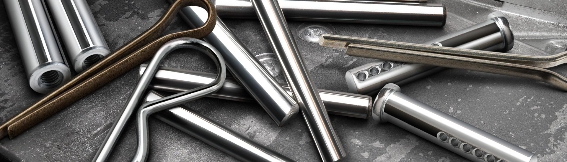 Pins | Safety, Cotter, Clevis, Hitch, Dowel Pins - TOOLSiD.com