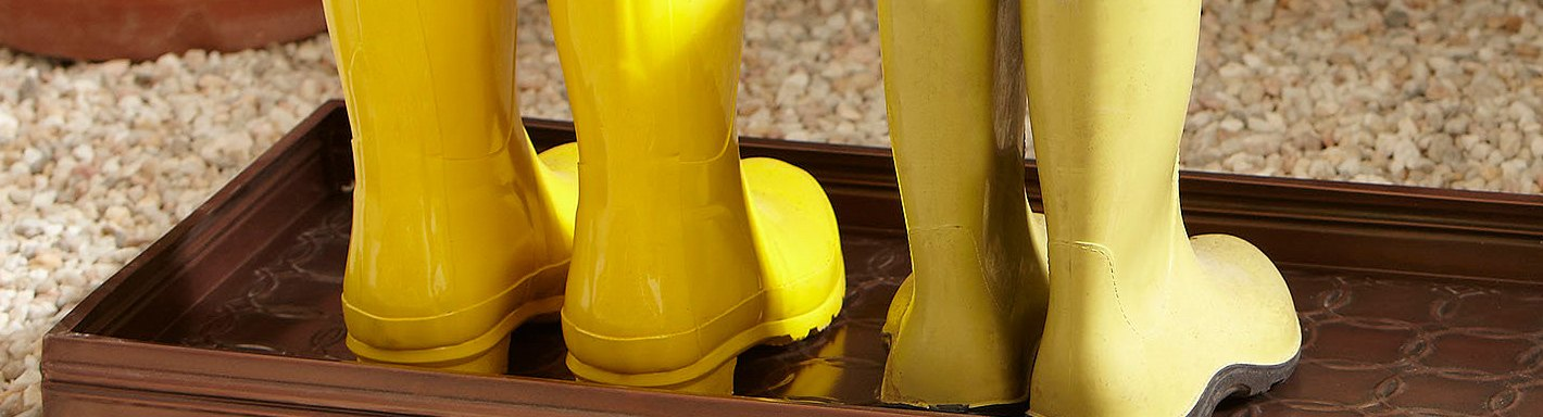 a2a5decc26a Rubber Rain Boots   Slush, Rubber, Legging, Yellow, Black, PVC ...