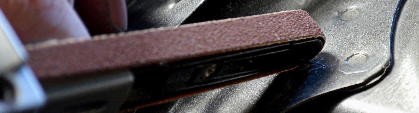 3M Green Corps Abrasive File Belt 20 belts per box 1//2 in x 18 in 80 31804